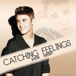 Justin Bieber chords for Catching feelings (Ver. 2)