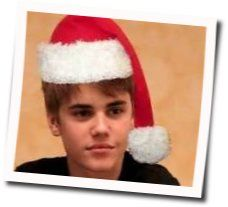 Justin Bieber chords for Christmas love