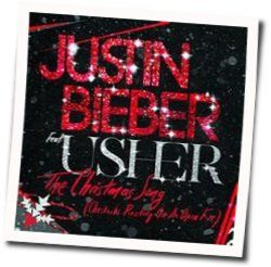 JUSTIN BIEBER: The Christmas Song Chestnuts Roasting On An Open Fire Guitar chords | Guitar ...