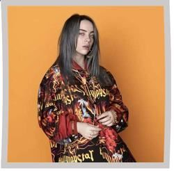 Billie Eilish chords for All the good girls go to hell acoustic