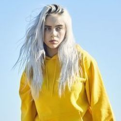 Billie Eilish guitar chords for Bellyache