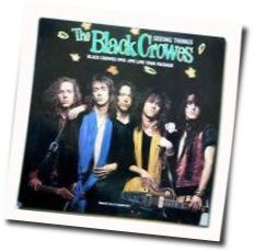 The Black Crowes tabs for Seeing things