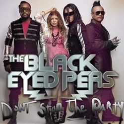 The Black Eyed Peas tabs for Dont stop the party
