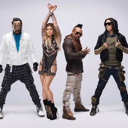 The Black Eyed Peas chords for Pump it