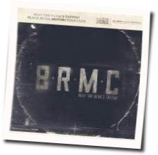 Black Rebel Motorcycle Club guitar tabs for Beat the devils tattoo