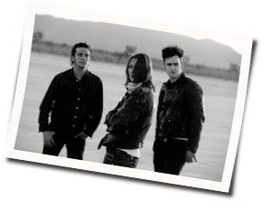Black Rebel Motorcycle Club guitar chords for Question of faith
