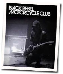 Black Rebel Motorcycle Club guitar tabs for Spread your love