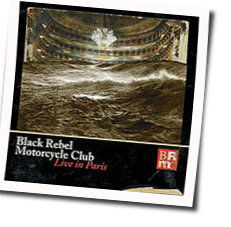 Black Rebel Motorcycle Club chords for White palms