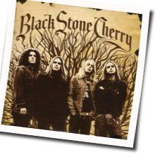Black Stone Cherry chords for Tired of the rain