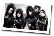 Black Veil Brides guitar tabs for In the end