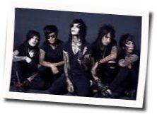 Black Veil Brides guitar tabs for Perfect weapon