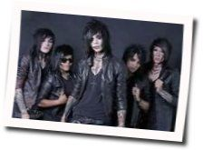 Black Veil Brides guitar tabs for Resurrect the sun