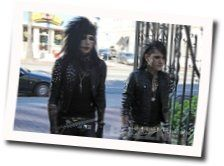 Black Veil Brides guitar tabs for Savior