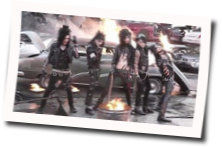 Black Veil Brides guitar tabs for The legacy