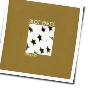 Bloc Party bass tabs for Banquet