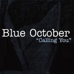 Blue October guitar chords for Who do you run from acoustic