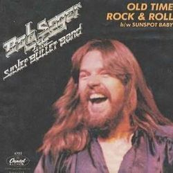 Bob Seger And The Silver Bullet Band bass tabs for Old time rock and roll
