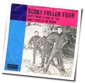 The Bobby Fuller Four tabs and guitar chords