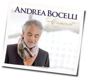 Andrea Bocelli tabs and guitar chords