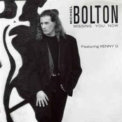 Michael Bolton guitar chords for Missing you now