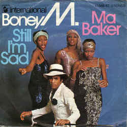 Boney M. bass tabs for Ma baker