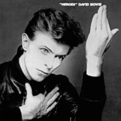 David Bowie bass tabs for Heroes