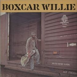 Boxcar Willie chords for Ive got a bad case of feeling sorry for me