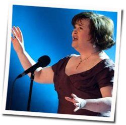 Susan Boyle tabs and guitar chords