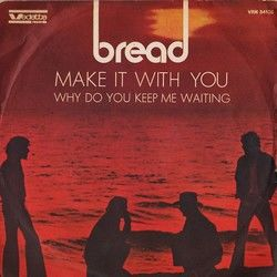 Bread guitar chords for Make it with you (Ver. 2)