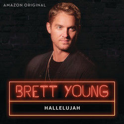 Brett Young chords for Hallelujah