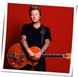 The Brian Setzer Orchestra guitar chords for As long as im singing