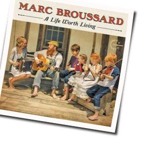 Marc Broussard guitar chords for Weight of the world