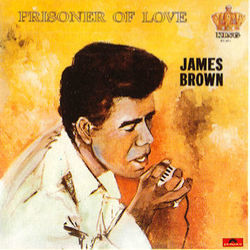 James Brown guitar chords for Prisoner of love