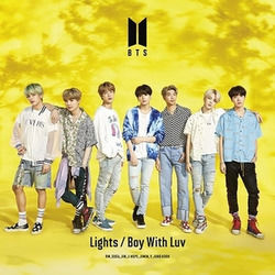 BTS bass tabs for Boy with luv