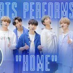 BTS bass tabs for Home