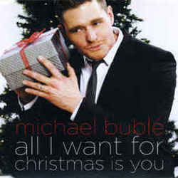 Michael Bublé guitar chords for All i want for christmas is you