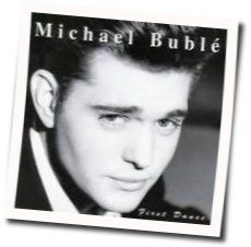 Michael Bublé guitar chords for All of me