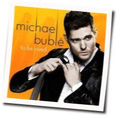 Michael Bublé guitar chords for Close your eyes