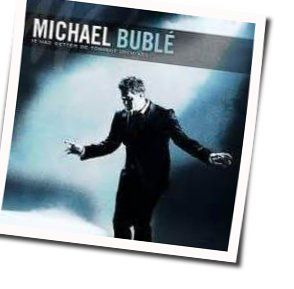 Michael Bublé guitar chords for Georgia on my mind