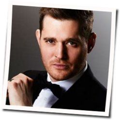 Michael Bublé guitar chords for On an evening in roma