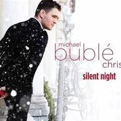 Michael Bublé guitar chords for Silent night
