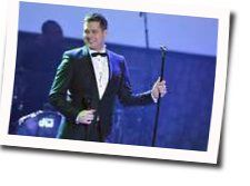 Michael Bublé bass tabs for To love somebody