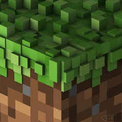 C418 bass tabs for Minecraft