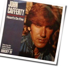 John Cafferty tabs and guitar chords
