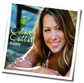 Colbie Caillat tabs for Bubbly