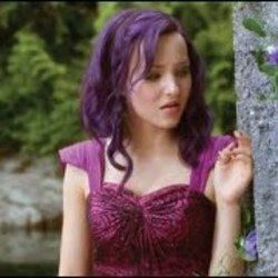 Dove Cameron chords for Space between