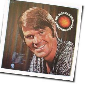 Glen Campbell chords for Just another piece of paper