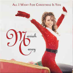 Mariah Carey chords for All i want for christmas is you (Ver. 3)