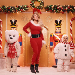 Mariah Carey chords for All i want for christmas is you (Ver. 6)