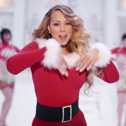 Mariah Carey chords for All i want for christmas is you (Ver. 7)